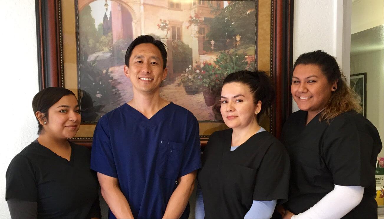 Gardena Dental Staff